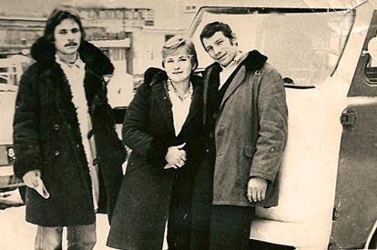 Томск - 1977